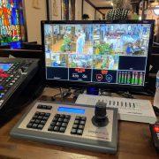 AVL camera monitor