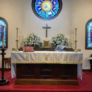 Easter Altar