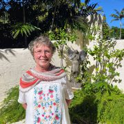 Elizabeth Ross Nichols garden