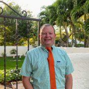 Eric Salomonsson Jr Warden garden