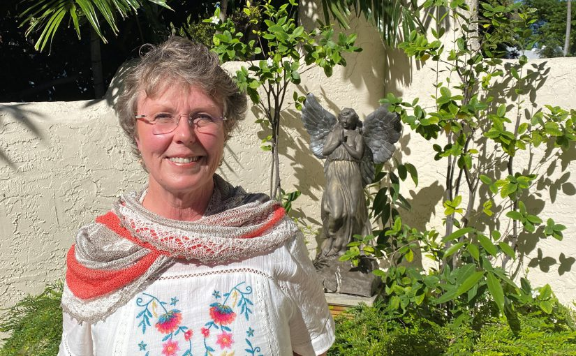 Faces of St. Andrew's – They Call Her The Fun Director