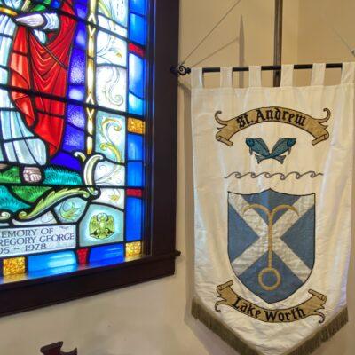 St. Andrew Banner