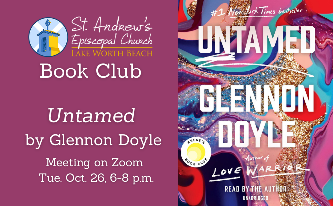 St. Andrew's Episcopal Church Book Club