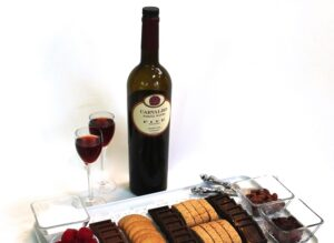 Events at St. Andrew's-The Art of Chocolate Nov. 14