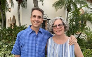 Faces of St. Andrew's-Drew and Lissie Bartlett